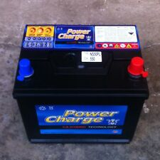 CAR BATTERY POWER CHARGE NS50PL 550CCA CARS TRUCKS BATTERYS FORKLIFT NEW
