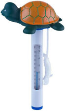 Milliard Floating Pool Thermometer Turtle, Large Size with String, for Outdoor