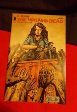 "WALKING DEAD # 127 NM ""A NEW BEGINNING"" AMC TV KIRKMAN ADLARD IMAGE 2014"