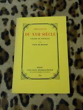 ORIGINAUX DU XVIIe SIECLE - Paul de Musset - Plein Chant, 1994