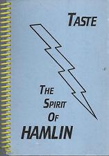 *HAYTI SD 2002 TASTE THE SPIRIT OF HAMLIN SCHOOL COOK BOOK *SOUTH DAKOTA RECIPES