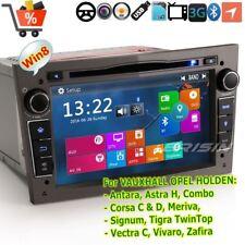 "DAB+Autoradio Opel Signum Corsa Astra Vectra Zafira GPS SWC DTV Bluetooth 7""7160"
