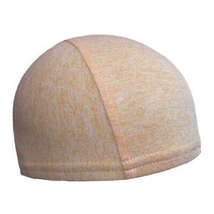 Unisex Headband Helmet Liner Beanie Hat Cycling Skull Cap Running CA