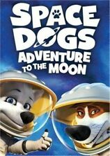 Space Dogs Adventure to The Moon DVD 2017 UPC 025192383502