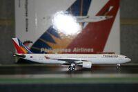 Phoenix 1:400 Philippines Airbus A330-300 RP-C3340 (PH4PAL848) Die-Cast Model