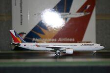 Phoenix 1:400 Philippines Airbus A330-300 RP-C3340 PH4PAL848 Die-Cast Model