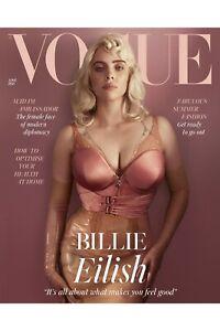 BRITISH VOGUE-UK-MAG -JUNE 2021- FABULOUS SUMMER FASHION-BILLIE EILISH