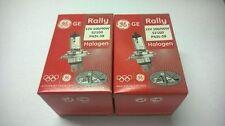 Genuine GE H4 Rally Headlight Bulbs 100/90W- 2 pcs