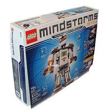 Lego® Mindstorms 8547 - NXT 2.0 D Niederländische Version 619 Teile 10+ Neu