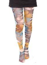 NEW $150 DOLCE & GABBANA D&G Floral Print Stocking Tights Pantyhose Socks IT1/ S