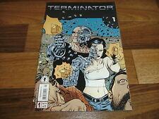 Terminator # 1 -- Dark Horse-comic 1998