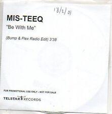 (M425) Mis-Teeq, Be With Me - DJ CD
