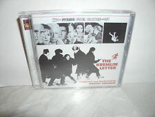 THE KREMLIN LETTER,INTRADA FILM SOUNDTRACK,LTD EDITION OF 1000