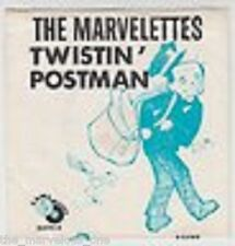 "MARVELETTES~""TWISTIN' POSTMAN / I WANT A GUY""~BLUE CANADIEN P/S 45!!!"