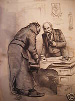 1877 Harpers Weekly Feb 24 The Devil needs a Lawyer