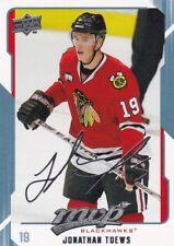 JONATHAN TOEWS, CHICAGO BLACKHAWKS, RARE 2008-09 NHL CARD, 2.