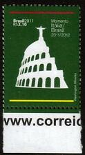 BRAZIL MNH 2011 Diplomatic Relations - Brazil-Italy