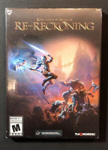 Kingdoms of Amalur [ Re-Reckoning ] (PC / DVD-ROM) NEW