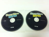 Floorfillers 2010 Biggest Dance Hits of the Year (2 Disc)  DISCS ONLY in Sleeves