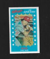 PETE ROSE 1982  KELLOGGS 3-D SUPERSTARS CARD # 18