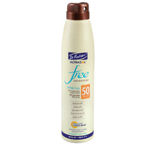 Dr. Fischer Ultrasol Free Continuous Spray Lotion Spf50 Sun Protection Uva Sale