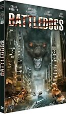 DVD  ***  BATTLEDOGS  ***  ( C. Sheffer / Les Frères Scott )  NEUF sous blister