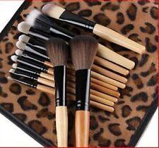 12 PCS Professional Universal Makeup Brushes Set Cosmetic Tool Beauty Salon