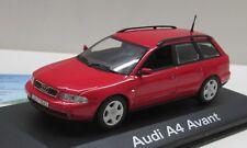 Minichamps: modello speciale: AUDI a4 Avant, Rosso