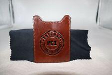 Fossil Men's Leather Front Pocket Wallet Money Clip
