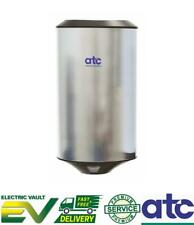 More details for atc cub high speed hand dryer stainless steel metal 500/1150w z-2651m