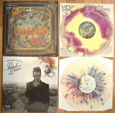 Panic at the Disco Pretty Odd / To Weird to Live Swirl Splatter Vinyl LP New Lot
