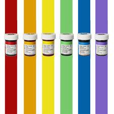 WILTON Gel Concentrato Glassa in pasta per Fare Torte Decorazione Torte Colore Arcobaleno 6x
