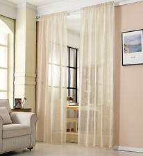 Gardinen & Vorhänge Transparenter Stoff fürs Schlafzimmer ...