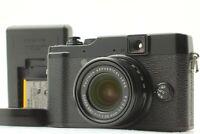 【ALMOST UNUSED】 FUJI FUJIFILM X10 Digital SLR Camera Super EBC f/7 Lens Japan