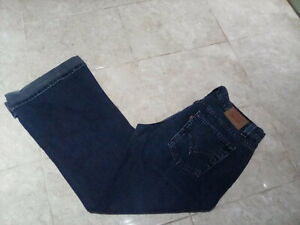 LEVI'S Low Rise Slouch Flared Jeans  , size 16 UK , 35W 31L