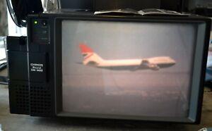 Vintage 8mm Amateur Cine Film British airways, holiday etc