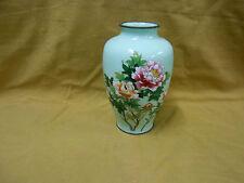 Japanese Cloisonne Antique Vases