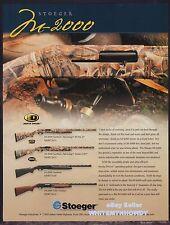 2006 STOEGER M-2000 Synthetic Advantage MAX, Timber HD, Satin Walnut Rifle AD