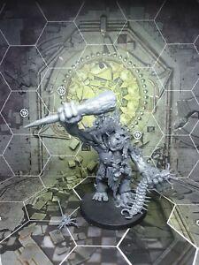 Warhammer Age Of Sigmar Gloomspite Gitz Dankhold Troggboss