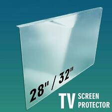 TV Screen Protector ANTI-GLARE 28 inch / 32 inch protection cover