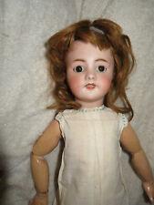 Adorable poupée ancienne DEP Jumeau tète en porcelaine taille 9 56 cm
