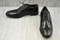 Cole Haan Lenox Hill C11627 Split Toe Leather Oxfords, Men's Size 11W, Black