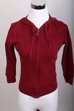 Aeropostale Hooded Zip Up Sweater Hoodie Women's Size S