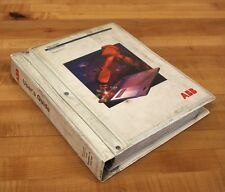 Abb 3Hac 7793-1 Revision C BaseWare User's Guide RobotWare Os4.0 - Used