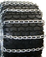 RUD 2 Link Snow Blower 16-7.50-8 Garden Tractor Tire Chains