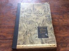 National Geographic Society Atlas Folio , Vintage Book & Maps