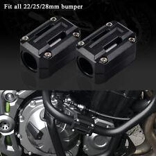 Stoßstangen Sturzbügel Motorschutz Block Für Kawasaki Versys 1000 KLR650 Z900