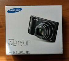 New ListingSamsung Wb150F 14.2Mp Digital Camera - White - point and shoot