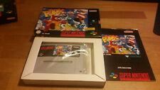 Plok Super Nintendo SNES OVP PAL CIB Boxed