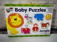 Galt BABY PUZZLE -JUNGLE Baby Toddler Toys And Activities